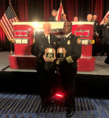 FFCA FIRE RESCUE EAST 2020 AWARD CEREMONY