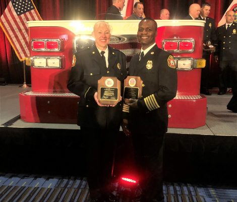 FFCA FIRE RESCUE EAST 2020 AWARD CEREMONY